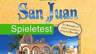 San Juan (Kartenspiel) / Anleitung & Rezension / SpieLama