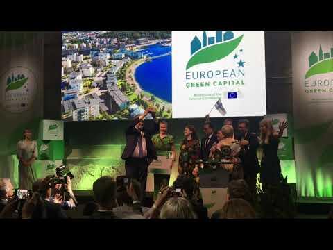 Lahti proclamata European Green Capital: la cerimonia a Oslo