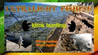 Bagong unlock!!  TALAKITOK😁 | ULTRALIGHT FISHING | SHORE CASTING & MICRO JIGGING  #ultralightfishing