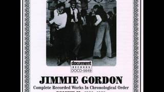 Jimmie Gordon and his Vip Vop Band Number Runner's Blues (1938)