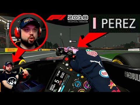 ТЫ ЧТО ТВОРИШЬ???!!! Гран-При Бахрейна в F1 2018