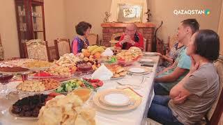 Сенбілік таң - Алтынбек Қоразбаевтың отбасы
