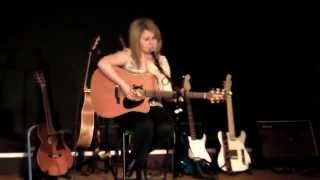 Lesley Roley - Little Green (Joni Mitchell cover) (live at the Worcester Arts Workshop - 01/04/15)