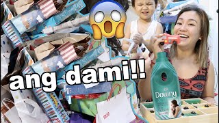 BIRTHDAY AND HOUSEWARMING GIFTS UNBOXING!! - AnneclutzVLOGS