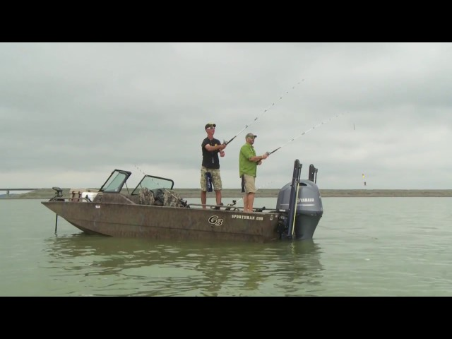 "G3 Sportsman 200 Boat Review |  ""At The Truck"" Presented By UnderCover and Truck Hero Outdoors"