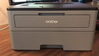 Brother HL-L2350DW Printer - A Great Value Printer