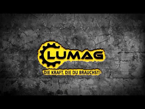 Lumag SSA-300 Tűzifa gyártó / Rönkhasító / Fűrész! Új, bontatlan! Márkaképviselet. Bruttó ár!