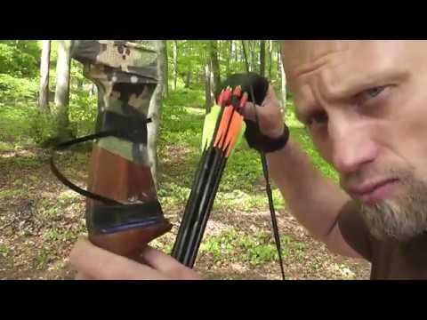 Bogen als survival Waffe?
