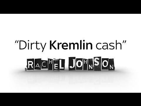 Rachel Johnson: Putin and Russia's money