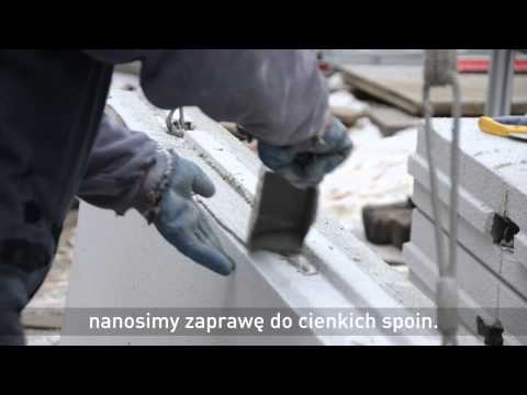 Szybki montaż dachu z płyt dachowych Ytong - zdjęcie
