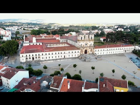 Weekends in Alcobaca Portugal GoPro 7 & dji Mavic Air 4k