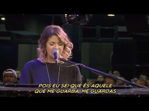Em Teus Braços ao vivo na Lagoinha - Laura Souguellis no Sexta Básica