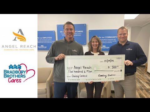 Caring for Our Community - Angel Reach - Runner-Up Winner (2019)
