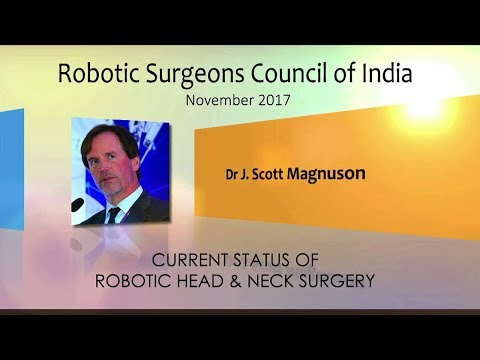 Current Status of Robotic Head & Neck Surgery