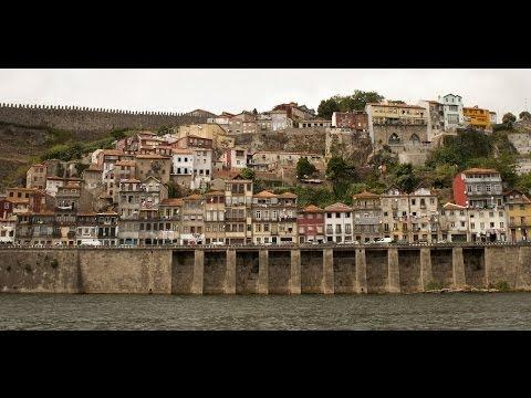 Порту, Река Дору (Porto, Rio Douro, Port