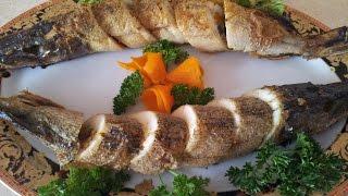 рецепты рыба змееголов щука духовка
