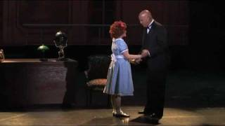 SOMETHING WAS MISSING from ANNIE. ITL Award winner John George Campbell as DADDY WARBUCKS