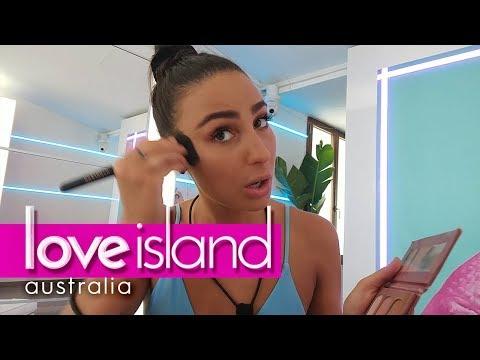 Tayla's night make-up tutorial | Love Island Australia 2018