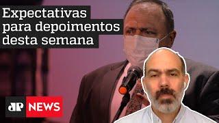 Diogo Schelp: 'Ausência de Pazuello na CPI da Covid foi muito ruim para o governo'