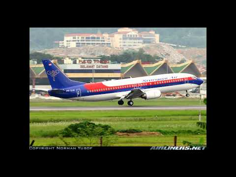 10 Airlines In Indonesia