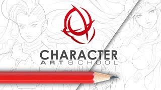 Character Art School: Complete Character Drawing