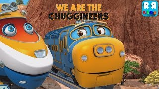Chuggington - We are the Chuggineers - Brewster meet his Friends Payce