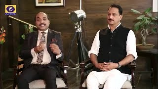 Episode 40 - Business Inside - Sunil Kumar Gupta and Sh Rajiv Pratap Rudy - Skilled India