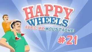 #21 Happy Wheels - LE STRIP POKER EST DANGEREUX !
