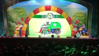 Paw Patrol Live Introductions!