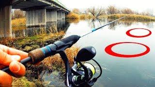 Мертвый донец места для рыбалки