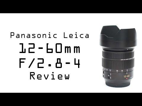 Panasonic Lumix Leica DG 12-60mm F/2.8-4 review