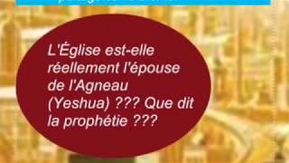 L'ÉGLISE EST-ELLE RÉELLEMENT L'ÉPOUSE DE L'AGNEAU ? PARTIE 1