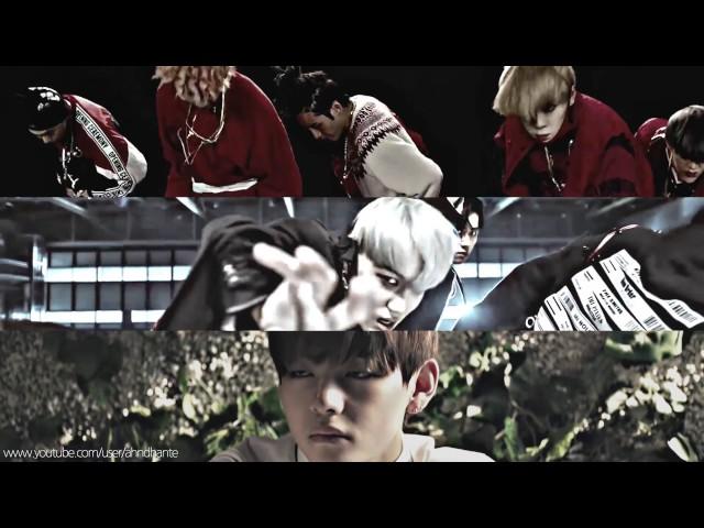 NCT 127 & EXO & BTS - 'LIMITLESS X MONSTER X I NEED U' MASHUP