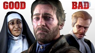 Arthur's Confession in Red Dead Redemption 2 [All Dialogues]