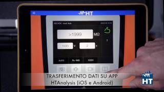 Tutorial download dati su smartphone e tablet