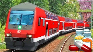 DEUTSCHE BAHN    Villingen - Hausach   TRAIN SIMULATOR 2019   Schwarzwaldbahn BR 111