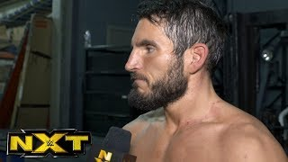 Competing in great matches is no longer enough for Johnny Gargano: NXT Exclusive, Nov. 22, 2017