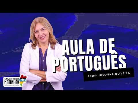 Aula 09 | Aspectos morfossintáticos I - Parte 02 de 03 - Português