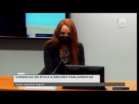 Conselho de Ética ouve deputada Flordelis - 13/05/2021