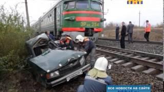 В международный день безопасности на железнодорожных переездах произошло страшное ДТП