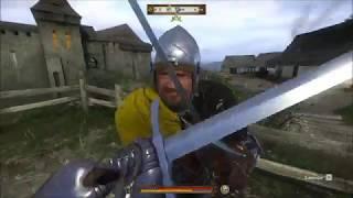 Combat and UI mod comparison and showcase