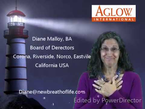 Studio 39 TV: AGLOW Riverside Corona Diane Malloy, BA, Board of Derectors