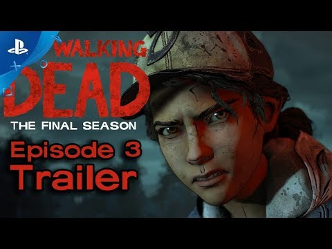 The Walking Dead: The Final Season - Broken Toys Ep. 3 Trailer | PS4 thumbnail