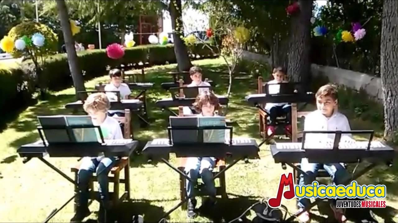 Juego de San Patricio - Grupo de alumnos de Depiano 1 - Academia Anabel - Tarancón