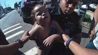 Newark Police Officers Resuscitate Drowned Child