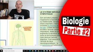 Biologie comportement partie 2