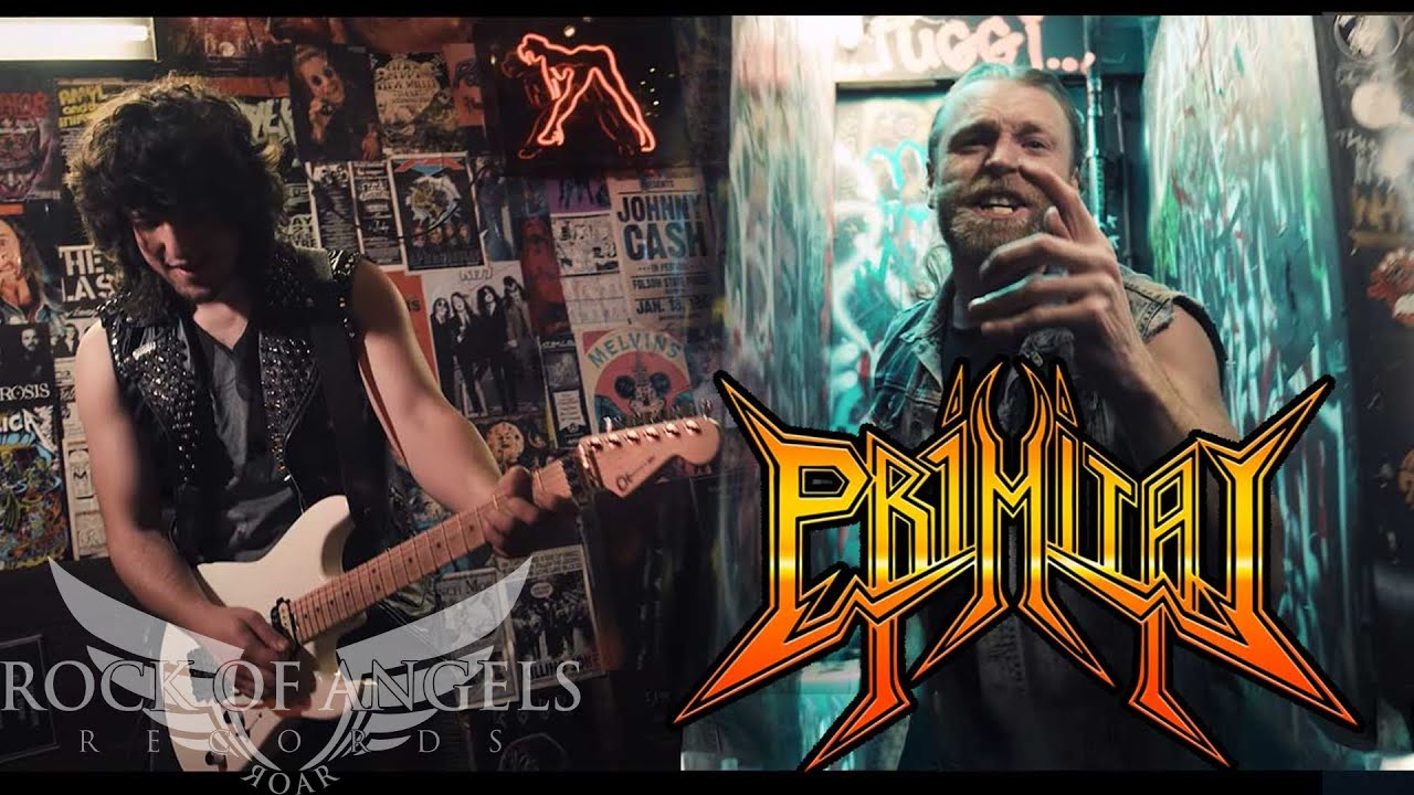 PRIMITAI - The Uprising