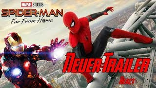 SPIDER-MAN FAR FROM HOME Neuer Trailer Reaction | The Average-Man