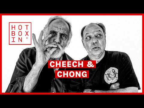 Cheech & Chong on Hotboxin' with Mike Tyson