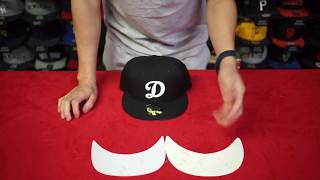 HOW TO BEND A HAT BRIM | shophats.com